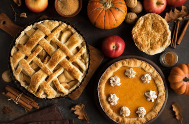 Pies for Thanksgiving