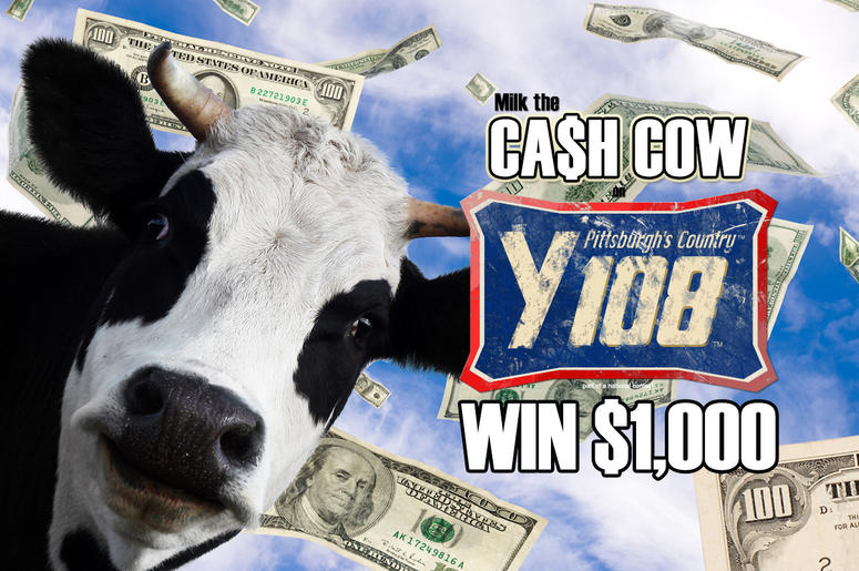 Cash Cow on Y108