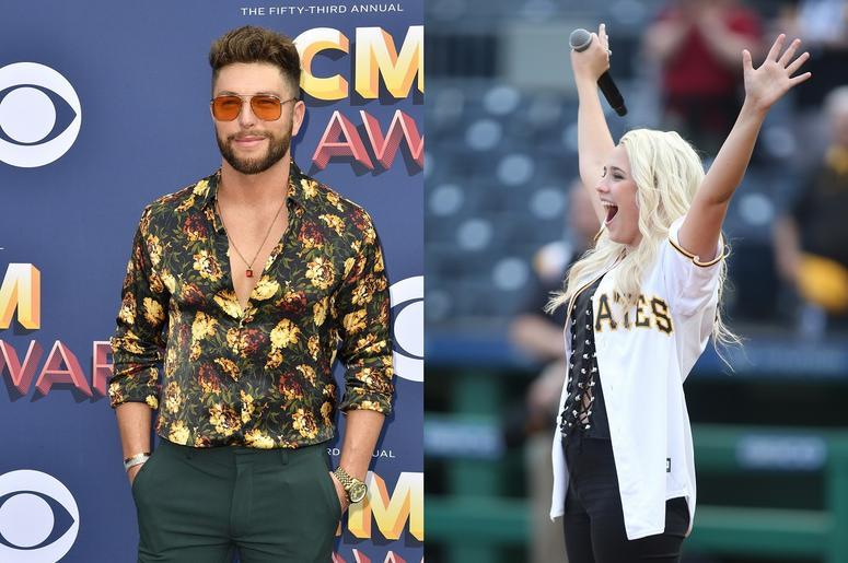 Chris Lane/Gabby Barrett