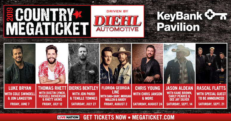 2019 Country Megaticket Driven By Diehl Automotive
