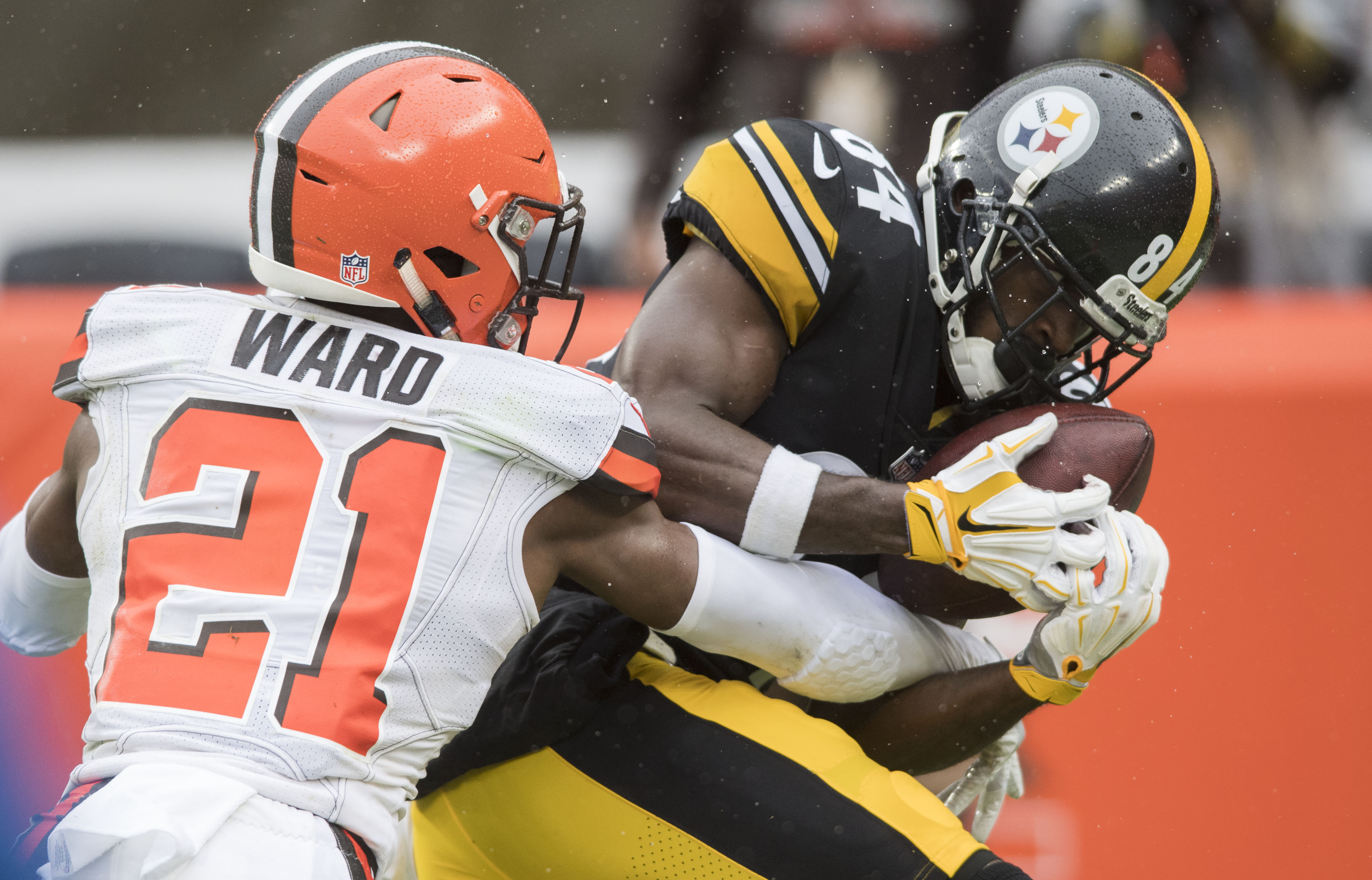 Denzel Ward Steelers Scott Petrak Was Big Time Sunday Inspired Optimism About The Pick Trei Fan