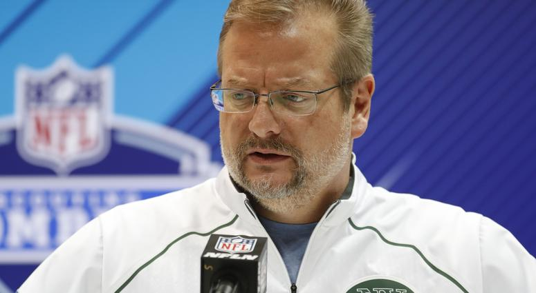 Mike Maccagnan, Jets general manager