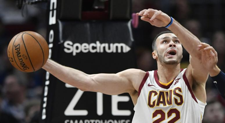 Cavs sign Larry Nance Jr. to contract extension