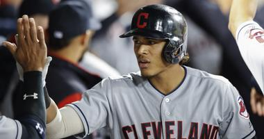 Erik Gonzalez Leaves Injured As Indians Sweep Split Squad Games