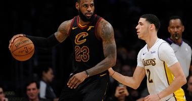 Cavs lack defense in loss to Lakers