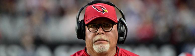 Bruce Arians continues to campaign for Browns job