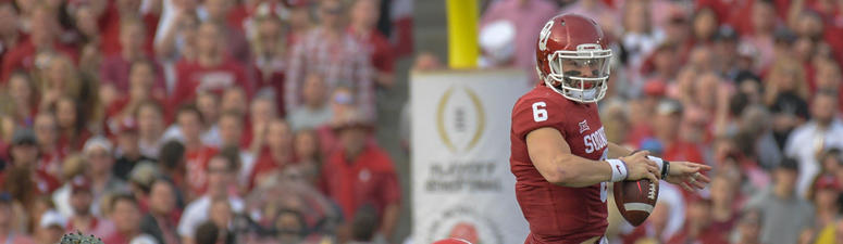 Baker Mayfield wins ESPY for Best College Athlete