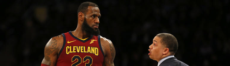 Game 3 of the Eastern Conference Finals was the Cavs' perfect storm