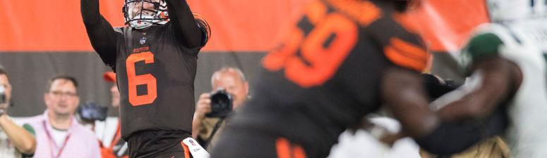 92.3 The Fan reacts to first Browns win in almost two years