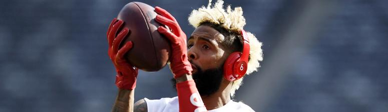 "Odell Beckham Jr. posts on Instagram he's going ""dark"" then deletes post"