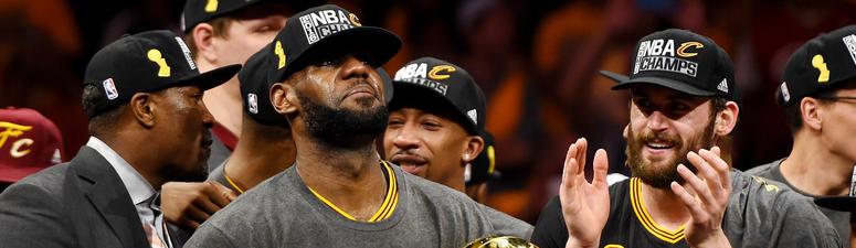 Cleveland's best reactions to 2 year anniversary of Cavs Championship