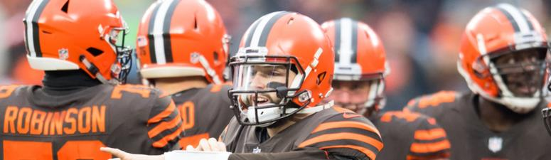 Charles Davis says zero doubt Baker can handle these personalities Browns honeymoon ended quickly