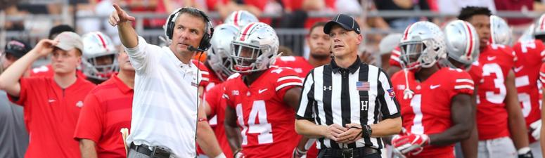 Pete Fiutak: I don't think Ohio State's losing along the way, unsure if an undefeated Notre Dame team would make CFB Playoff