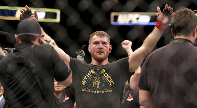 Miocic will get the biggest paycheck of his career at UFC 226 for the biggest test of his fighting life against light heavyweight champ Daniel Cormier