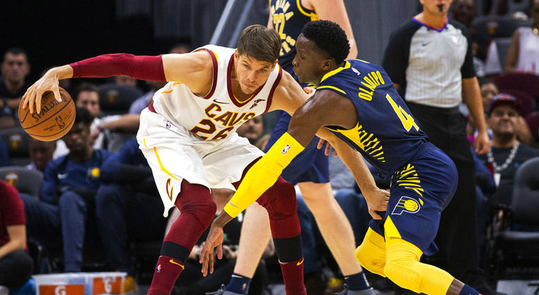Cavs trade Kyle Korver to Jazz