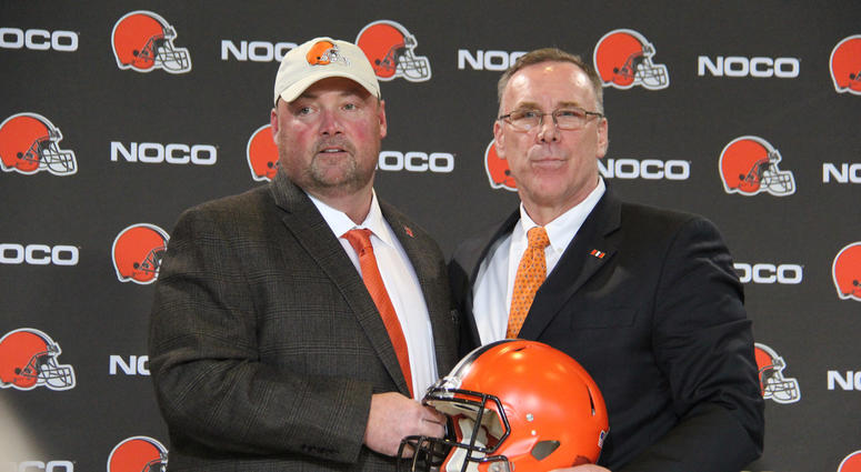 Browns 2019 NFL Draft picks are now set