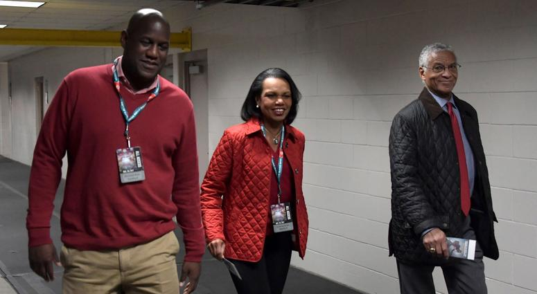 Cleveland Browns reportedly want to interview Condoleezza Rice for head coach