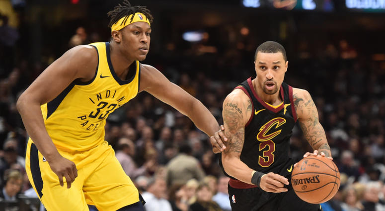Cavs trade George Hill to Bucks for Matthew Dellavedova, John Henson