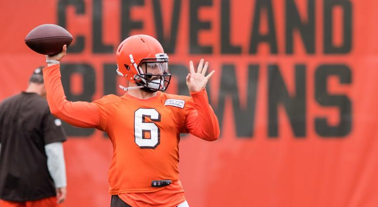 42267922c07 Baker Mayfield should be given chance to start for Cleveland Browns ...