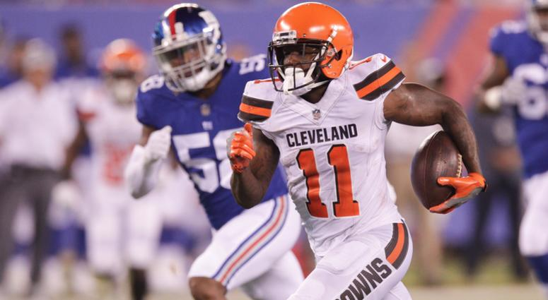 Browns play Callaway more as punishment
