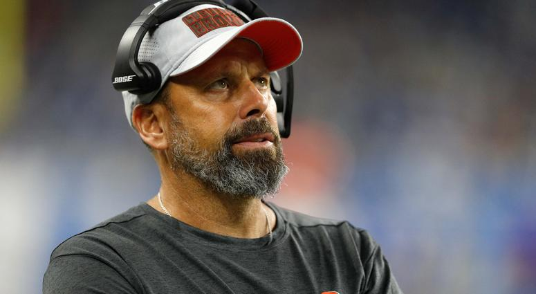 Todd Haley Cleveland Browns offensive coordinator