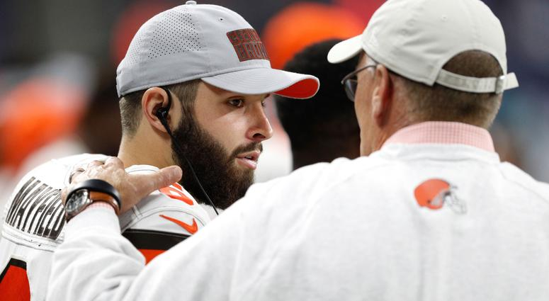 Drew Brees: Baker Mayfield 'Can Be A Lot Better Than Me'