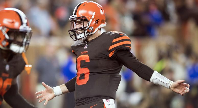 Cleveland Browns get first win in almost two years, defeat NY Jets