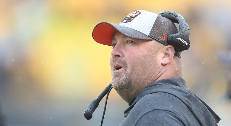 Freddie Kitchens has 'good chance' of being next Browns coach