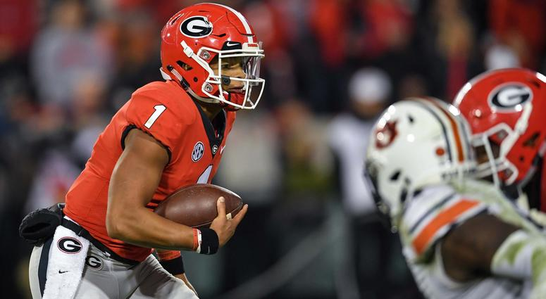 Georgia transfer QB Justin Fields headed to Ohio State, reports say