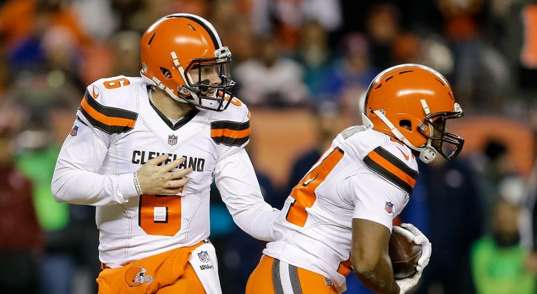 717244933b85 Albert Breer  The Browns have as much under-25 talent I think as ...