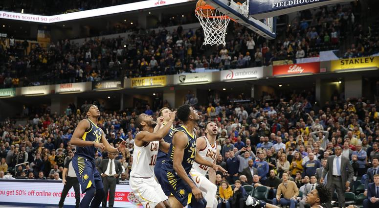 Five takeaways from the Indiana Pacers' loss to the Cleveland Cavaliers