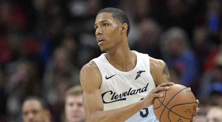 Charnia says the Cavaliers are among the teams interested in signing him after he is released