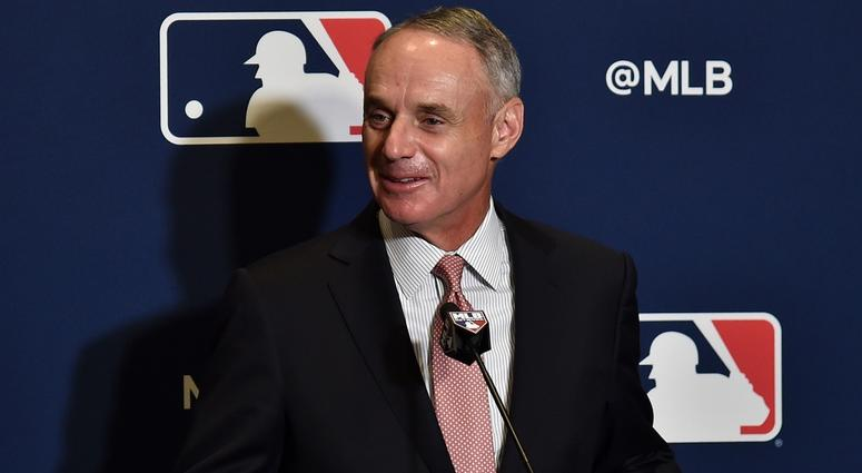 Major League Baseball  announces rule changes involving pitcher usage, roster limits, inning breaks