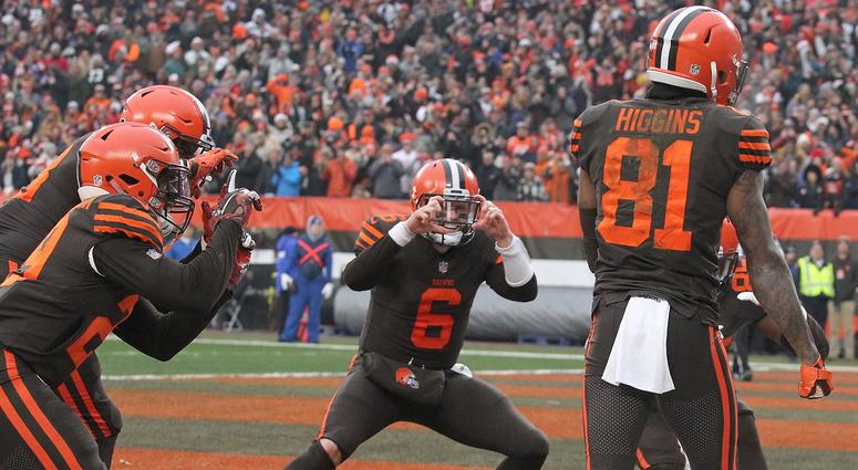 By the numbers: the 2018 Cleveland Browns