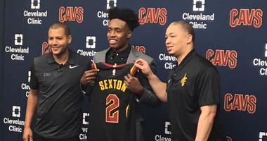 Chris Fedor says Collin Sexton has an attack mentality