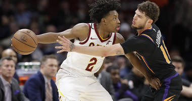 Cavaliers send Suns to franchise-record 16th straight loss
