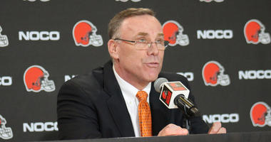 Cap check: $35.6 million in cap space remains for Browns