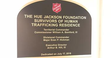 Hue Jackson Foundation opens residence for survivors of human trafficking