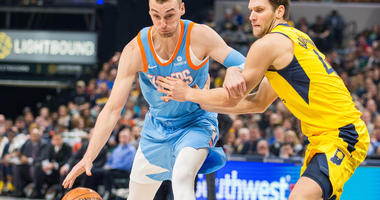 Cavs acquire forward Sam Dekker from Clippers