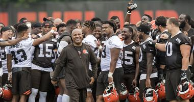 """Mary Kay Cabot: The Browns are starting to be the """"It"""" team by pundits for a turn around this season"""
