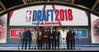 PHOTOS: 2018 NBA Draft