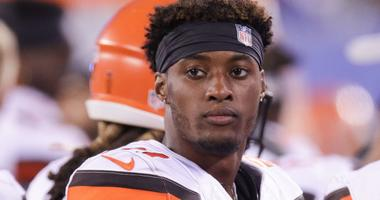 Browns notes: CB Denzel Ward ruled out Saturday night vs. Broncos