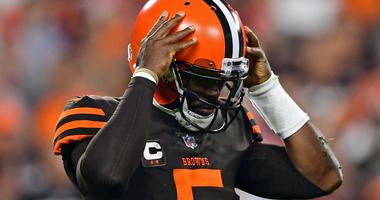 Cleveland Browns Tyrod Taylor New York Jets