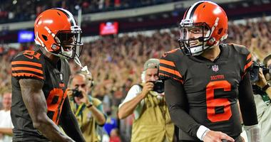 All signs point to Mayfield: Hue Jackson won't name rookie starter yet