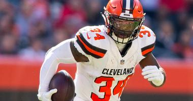 Carlos Hyde traded to Jacksonville Jaguars by Cleveland Browns