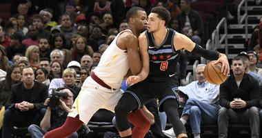 Cavs without 5 rotation players vs. Hornets Tuesday night