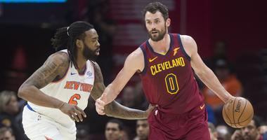 Cavs notes: Kevin Love ready to play every night