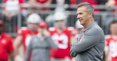 """Bruce Feldman: I don't see Urban Meyer leaving anytime soon, but making a difference with real world issues has become a """"mission"""""""