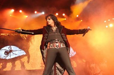 Alice Cooper at Blossom Music Center - September 9, 2017