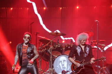 The Story Behind Queen + Adam Lambert